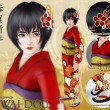 Japanese Kimono Set for girls