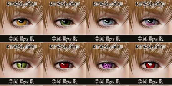 Odd Eye Kewai Dou