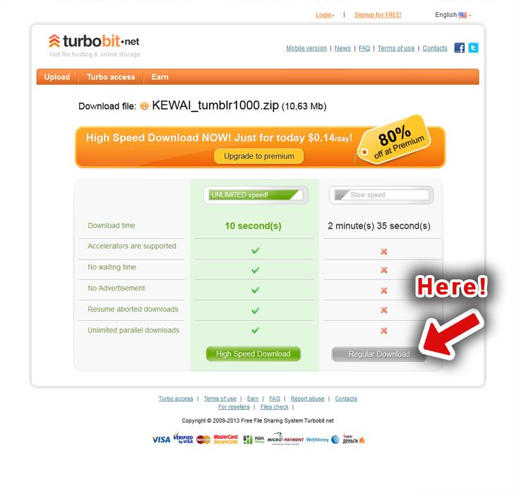 How to download   KEWAI-DOU