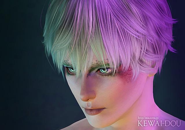 KEWAI-DOU_Undine