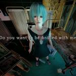 """KEWAI-DOU Sims3 """"Rei Ayanami from Evangelion""""3KEWAI-DOU シムズ3 エヴァンゲリオン「綾波レイ」3"""