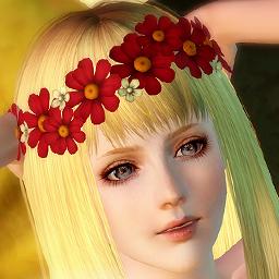 Crown Of Flowers Kewai Dou