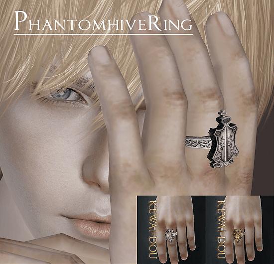 KEWAI-DOU_PhantomhiveRing