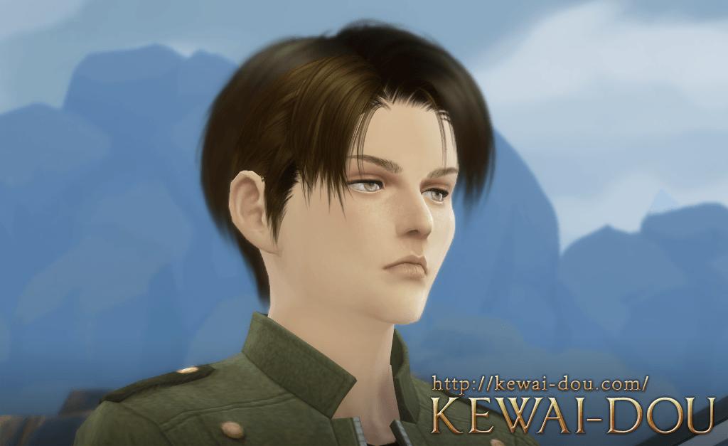 KEWAI-DOU_TS4Levi_maingame