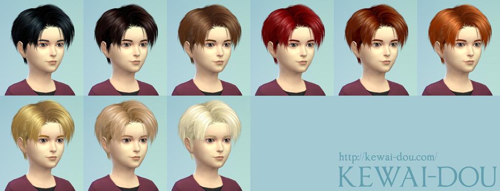 KEWAI-DOU_TS4Levichild_basiccolor