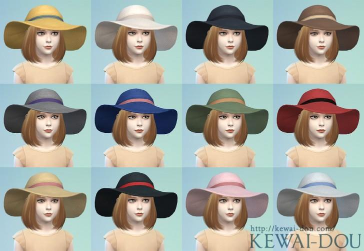 KEWAI-DOU_cldsunhat-colors