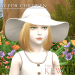 KEWAI-DOU_sunhat_for_girls