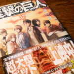 Attack on titan vol.17