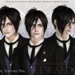 Michaelis (Hair for The Sims3)